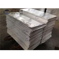 China AZ31B H24 Hot Rolling Magnesium Alloy Sheet For CNC Engraving Machining Tooling Die Casting on sale
