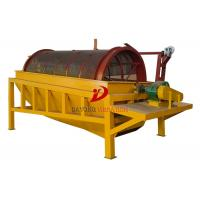 Quality Manganese Carbon Steel Material Sand Trommel Screen Vibrating Screen Machine for sale