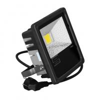 Quality 50W 100W 200watt Portable High powered LED flood lights outdoor with Cool White 12V 1600Lm for sale