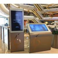 Quality Wayfinding Digital Touch Screen Kiosk Multi Language Support CE Approved for sale