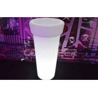 Quality Solar Energy LED Flower Pot  Club Champagne Bucket with 5050 SMD for sale