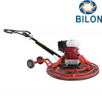 Quality High Speed 3.5MM Concrete Trowel Machine With Gx160 Honda Engine CE Certification for sale