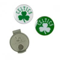 Quality Team Logo Soft Enamel Visor Clips , Fashion Personalised Golf Gifts For Golfers for sale