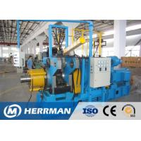 Quality Aluminum Clad Steel Production Line Conklad Machine For ACS Wire / Aluminum Sheath for sale