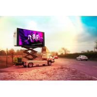 China High Resolution 1R1G1B P12.8 60HZ Full Color Outdoor Truck Mounted Led Video Display on sale