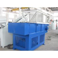 Buy cheap Heavy Duty Plastic Recycling Crusher / Industrial Mobile Plastic Shredder from wholesalers