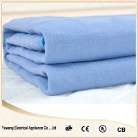 Quality double polyester electric heating warm blanket for sale