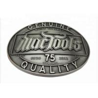 Quality Antique Plating Color Metal Belt Buckle With Classic Designs Custom Size for sale
