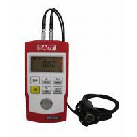 Quality Ultrasonic steel thickness gauge , metal Ultrasonic thickness meter for sale