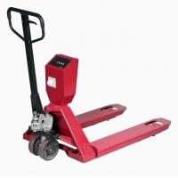 China 3T stainless steel pallet truck scale on sale