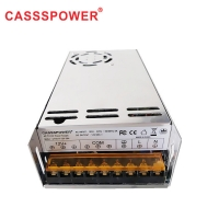 China Low Noise 350W 12V 30A Switched Mode Power Supply on sale