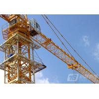 Quality QTZ80 6010  Tower Crane Peng Cheng Brand with remote control system archer.sun@china-hoist.com for sale