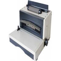 Quality Electric  Wire Comb Binding Machine 46 Holes For Metal Spiral Coil EC8706 for sale