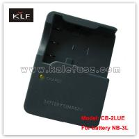 Quality Camera charger 2LUE for Canon camera battery NB-3L for sale