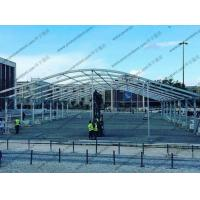 Quality Customized Made Wedding Celebration Large Party Tents With Glass Sidewalls for sale
