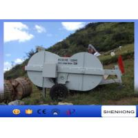 Quality Diesel Engine Hydraulic Tensioner With 80KN Capacity , 1500mm Tension Wheel for sale