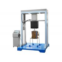 Quality Programmable Chair Seating Drop Impact Testing Machine , Cylinder Stroke 0 - 300mm for sale