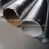 China aluminum flexible duct pipe on sale
