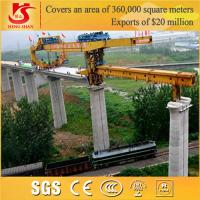 Quality High Speed Railway Excellent Service Launching Girder Bridge Girder Launching for sale for sale