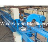 Quality Custom Automatic Seamless Gutter Machine Fly Saw Cutting Style With Elbow Machine for sale