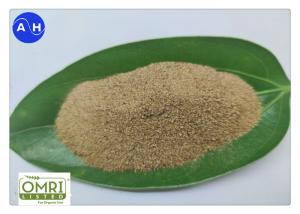 Quality Enzymatic Hydrolysis Fish Meal Fertilizer With Rich Peptides And Minerals for sale
