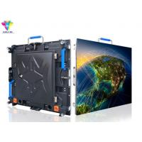 Quality Hanging Full Hd Led Screen , P1.875mm Commercial Led Display Fast Install for sale