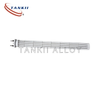Quality 380v 12kw NiCr 2080 Furnace Heating Element For Liquid for sale