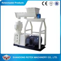 China Easy Operate Chicken Feed Pellet Machine / Small Wood Pellet Mills on sale