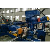 Quality Cable Material  Pvc Pelletizing Machine Air Cooling 200l High Speed Mixer for sale