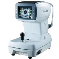 China Efficiency Auto Ref Keratometer , Portable Auto Refractometer With Color LCD Display on sale