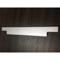 China CNC Machining Processing / Sand Blasted Natural Anodized Aluminum Profile for Drawer Handle on sale