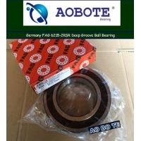 Stainless Steel FAG Roller Bearings Single Row 6215-2rsr For Machinery