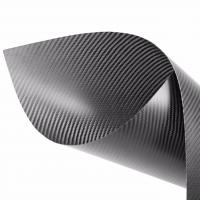 Buy 3K Custom Carbon Fiber Composite Sheet 0.2mm 3mm For Cnc Cutting Car Parts at wholesale prices