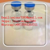 Quality Injnectable Hgh Human Growth Hormone Peptides 10mg Melanotan II Mt2 75921-69-6 99.9% Skin Tanning for sale