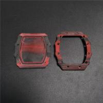 Quality Smart Watch Bezel CNC Carbon Fiber Parts Watch Accessory SLA/SLS 3D Printing for sale