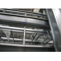 Quality Energy Saving Egg Laying Chicken Cages Q235 Low Carbon Steel Wire Material for sale