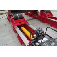 Adjusted Bolt Pipe Welding Rotator Self - alignment , Tank Roller