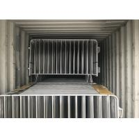 Quality Crowd Control Security Fencing for sale