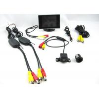 Quality IP68 Wireless Rearview Auto Backup Camera System 3.5 Inch TFT for sale