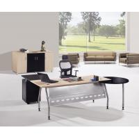China Durable Home executive office desks CD-9914 with steel legs on sale