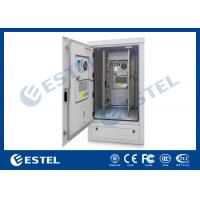 Buy 40U Anti-Rust Paint Outdoor Equipment Enclosure Climate Controlled Cabinet at wholesale prices
