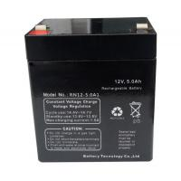 Quality Computer 12v 5ah UPS Lead Acid Battery Backup Power Supply Replacement for sale