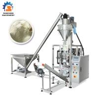 Quality Big Volume Automated Packing Machine For Milk Powder / Chemical Powder for sale