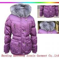 Quality Women's  down garment for sale