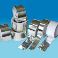 Buy cheap Professional Conductive Adhesive Tape / Aluminum Foil Tape For Soldering from wholesalers