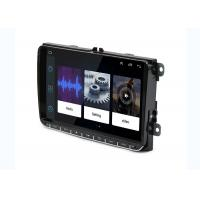Quality 9 Inch Dvd Player For Vw With Gps Navigation Bluetooth Rds Fm Am Mirrorlink for sale