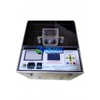 Buy cheap High Quality Transformer Oil Breakdown Voltage Bdv Tester CE Pass from wholesalers