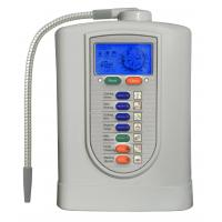 Quality LCD Display 3 Plates Portable Alkaine Water Ionizer Machine PH Value 6 - 10 150W for sale