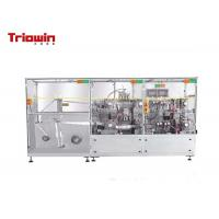 Quality Three Piece Beverage Pouch Packaging Line Small Bag Filling Machine 1 Year Warranty for sale