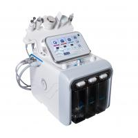 Quality 2019 hot sale 8 water sculpture heads 260W power micro hydro dermabrasion system machine for sale